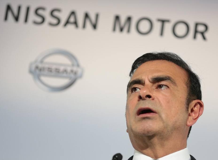 Nissan fija el 8 de abril su junta extraordinaria de accionistas para tratar la salida de Ghosn