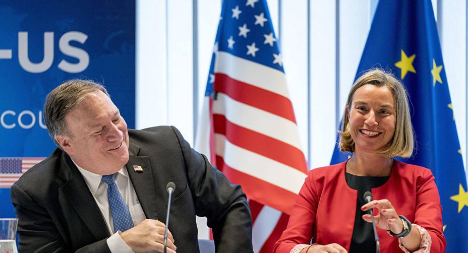Pompeo y Mogherini se reunirán la próxima semana para analizar la situación de Venezuela