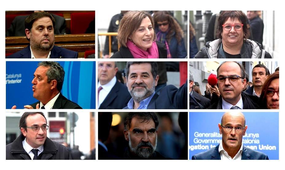 Jordi Sànchez cree que no tendrán ni las garantías que los violadores de la Manada ha tenido
