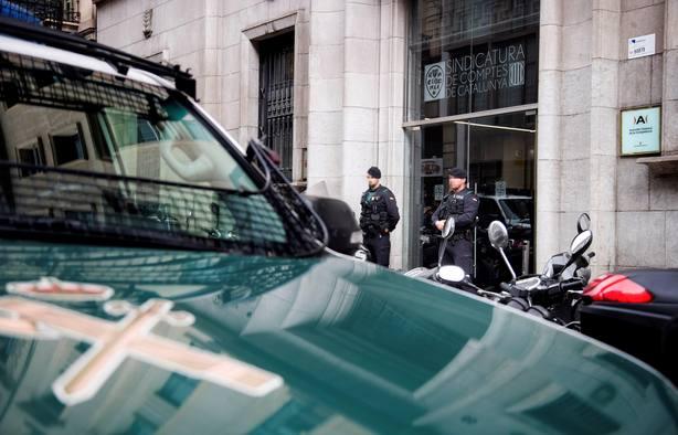 La Guardia Civil en imagen de archivo