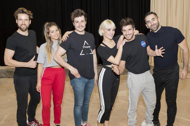 ¿Quién acompañará a Miki en el escenario de Eurovisión 2019?