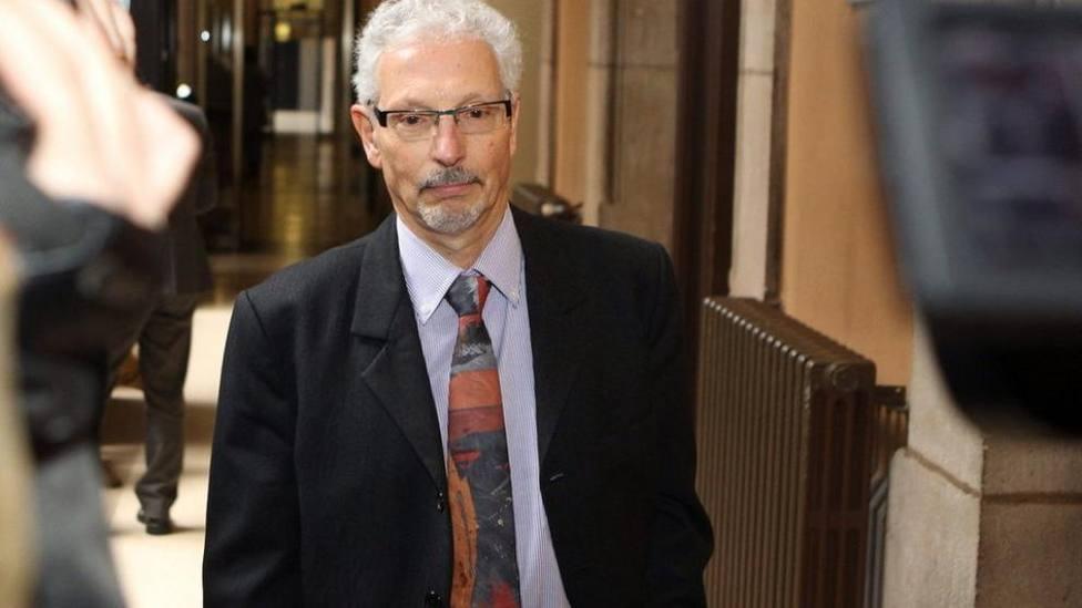 El Supremo reconoce el derecho de Santi Vidal volver a la carrera judicial