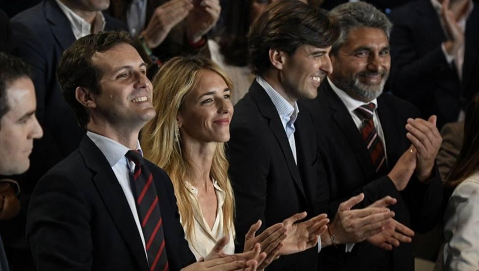 El PP de Pablo Casado en el Congreso presentará hasta cerca del 80 por ciento de nuevos rostros