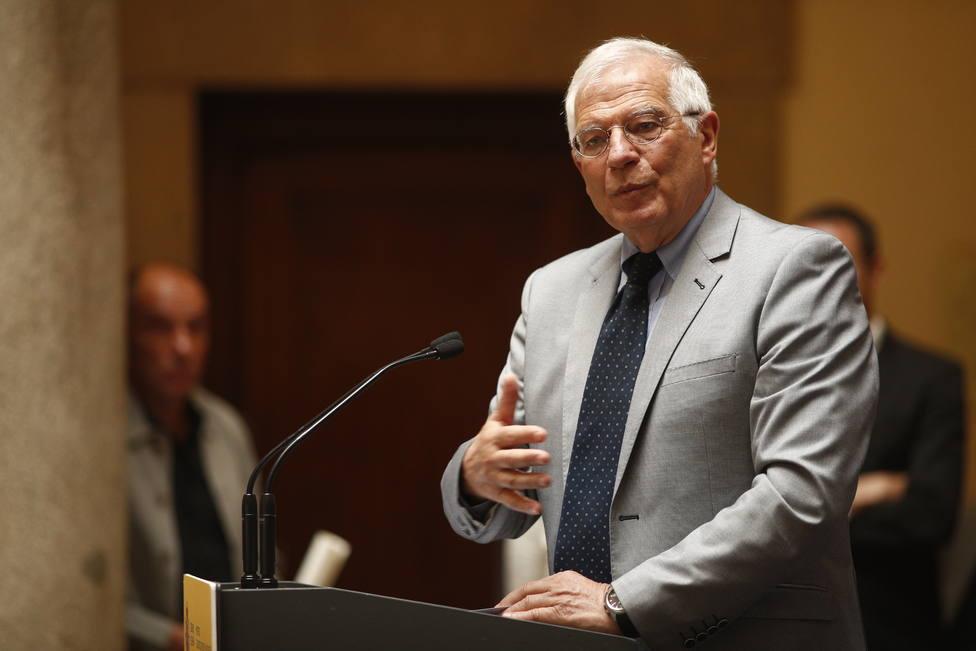 Borrell cesará al cónsul honorario en Uzbekistán por participar en una competición deportiva entre Rusia y Crimea