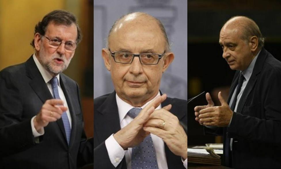 Presentan una querella contra Rajoy, Fernández Díaz y Montoro por la Òperación Cataluña