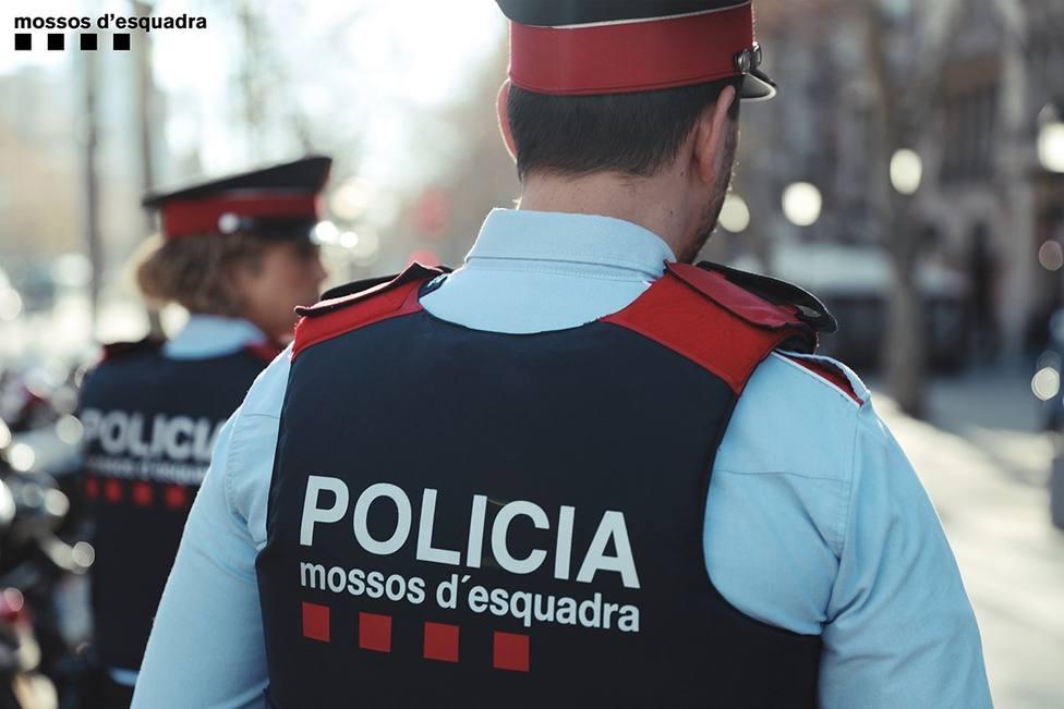 Agente de Mossos dEsquadra