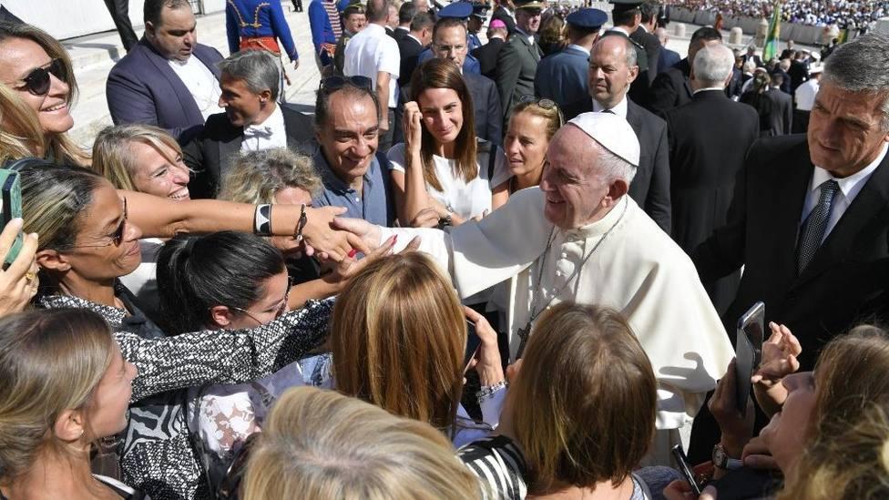 El Papa Francisco hace balance de su viaje a África en la Audiencia General
