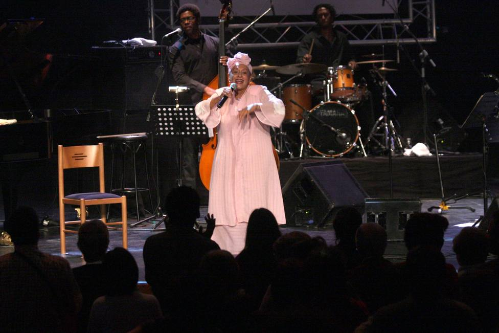 Omara Portuondo, una diva para la inauguración del Cartagena Jazz Festival