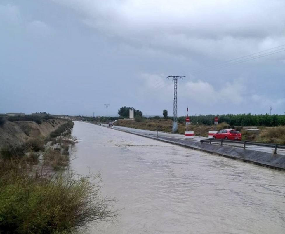 El 1-1-2 ha gestionado 1.020 asuntos relacionados con las lluvias