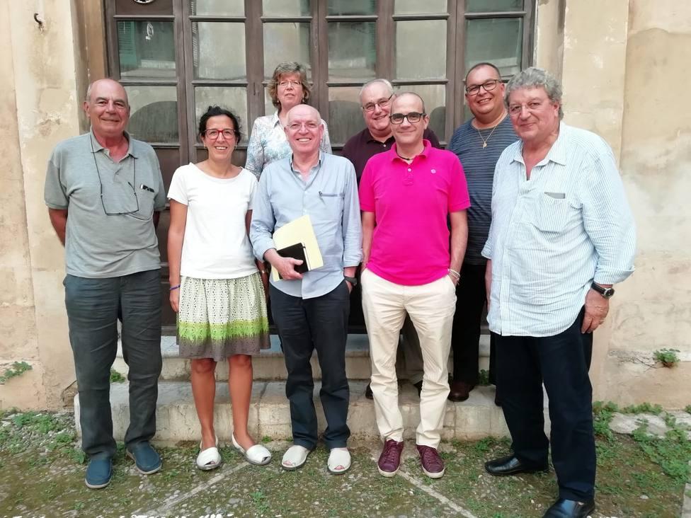 El delegat episcopal de Càritas Menorca, el diaca Guillem Ferrer, ha estat elegit nou Coordinador de la Càrita