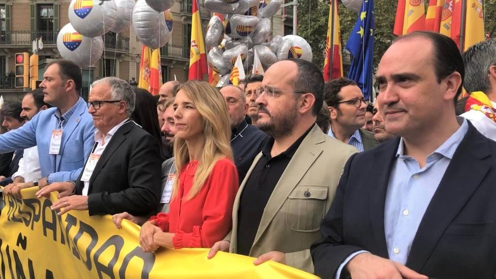 Álvarez de Toledo defiende poner en pie un constitucionalismo activo y militante