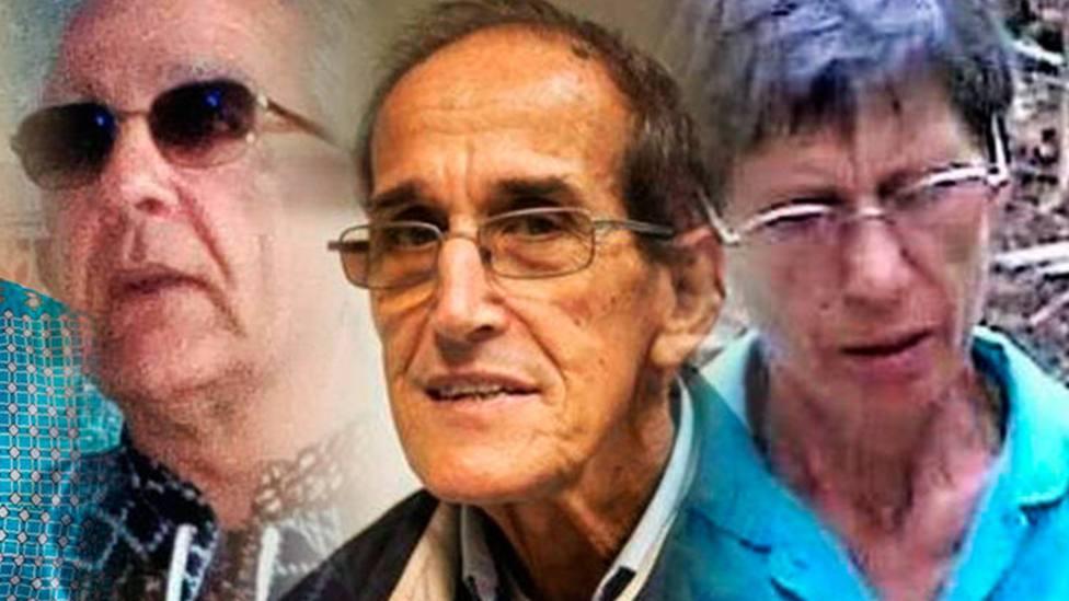 Los tres misioneros españoles mártires en 2019