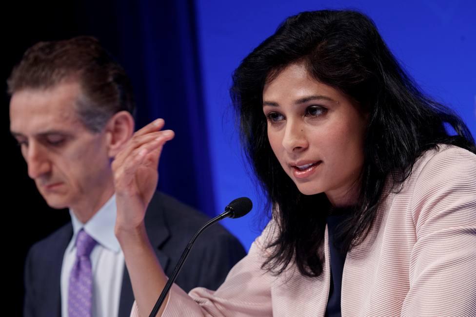 Reunión del Grupo Bancario del FMI en Washington