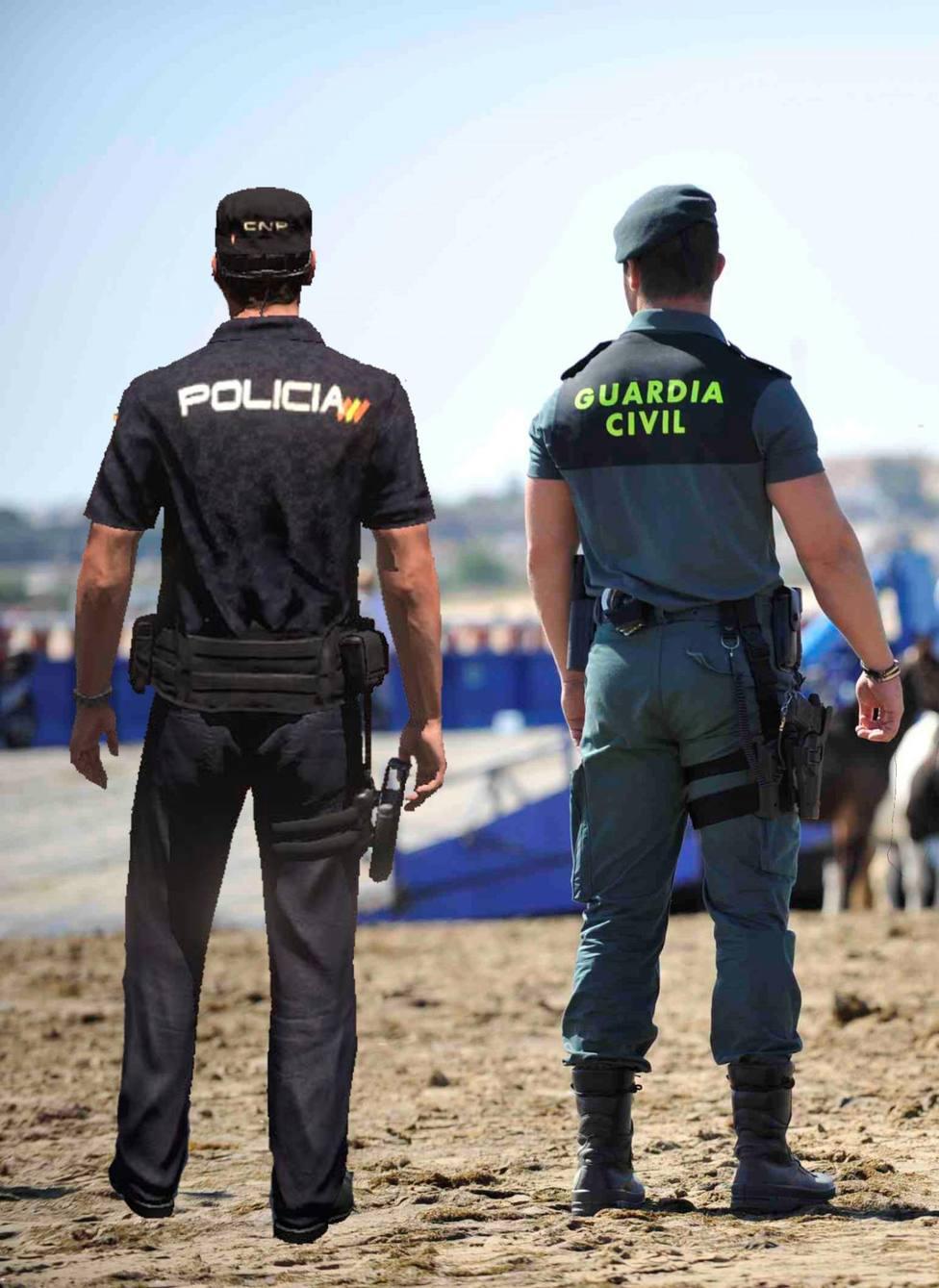 Los policías y guardias civiles de Ibiza ya no cobran el plus que compensa el elevado coste de vida