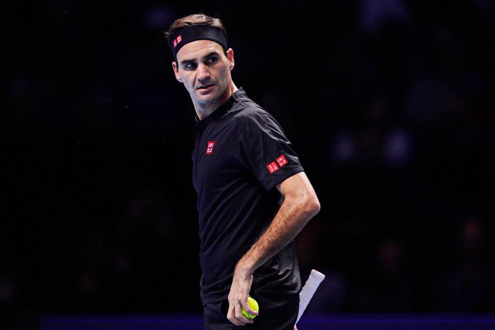 Federer cae derrotado ante Thiem (EFE)