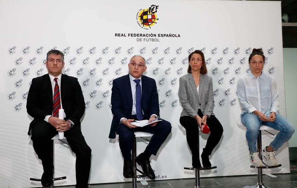 La RFEF retirará sus ayudas del Programa Elite si no hay un salario mínimo de 20.000 euros en el Convenio