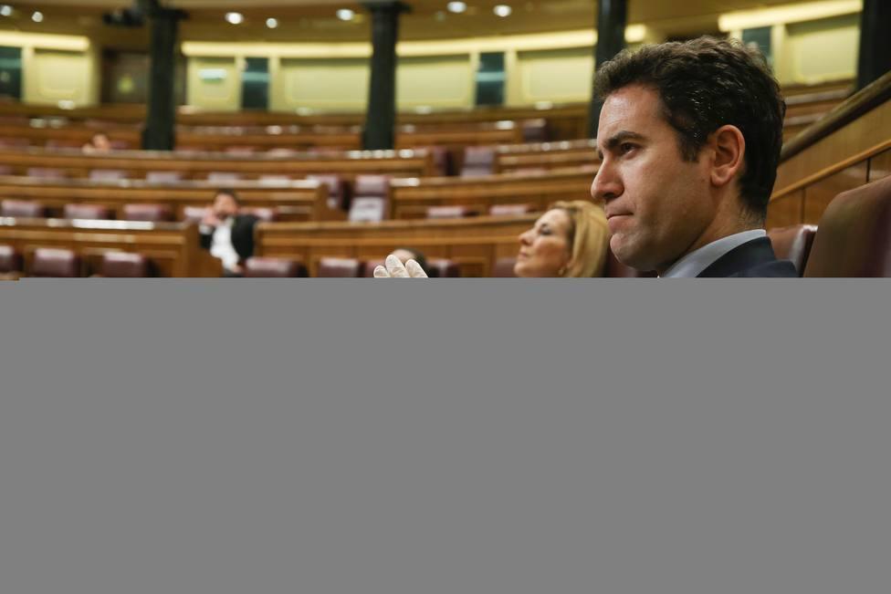 García Egea pide responsabilidades al Gobierno por la compra errónea de test