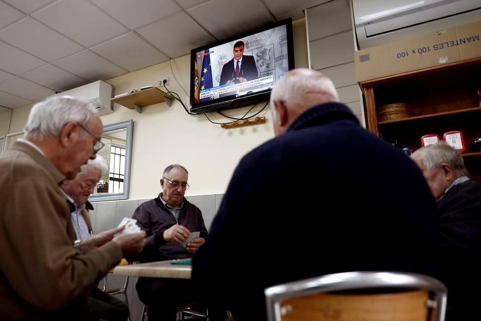 Preocupación en Lugo por los positivos de mayores y cuidadores en residencias de la provincia