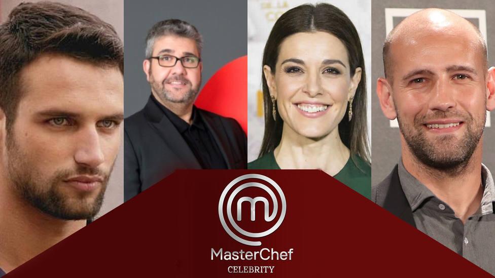 ¿Quién es quién en MasterChef Celebrity 5? Estos son los méritos de cada uno para llegar hasta estas cocinas