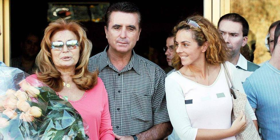 Ortega Cano avisa a Rocío Flores antes de que sea tarde: Las familias son para estar unidas