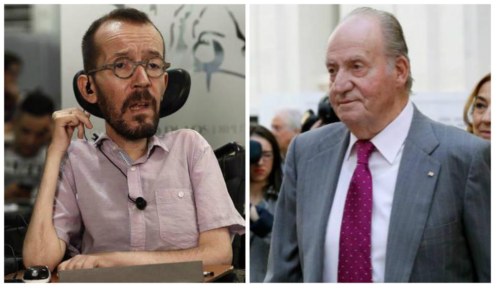 """El comentario de Echenique para alejar el foco de Podemos que se vuelve en su contra: """"Siete días huido"""""""