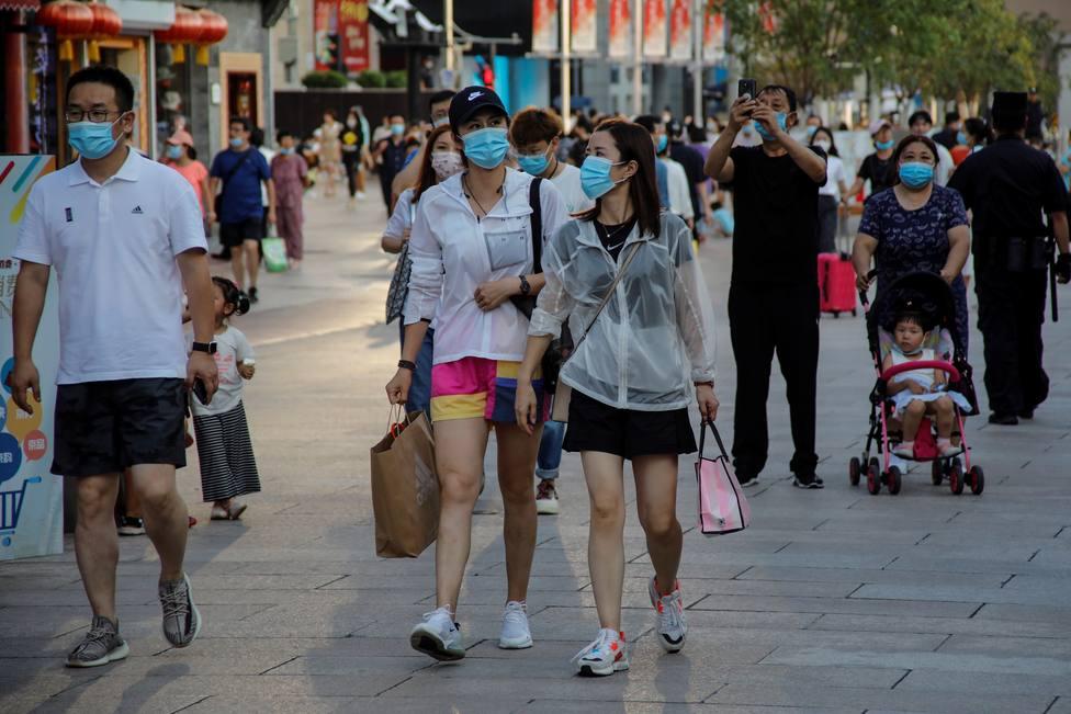 China economic performance during coronavirus pandemic