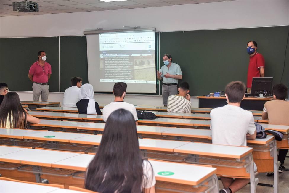 Comienza el curso en la UPCT que apuesta por la semipresencialidad