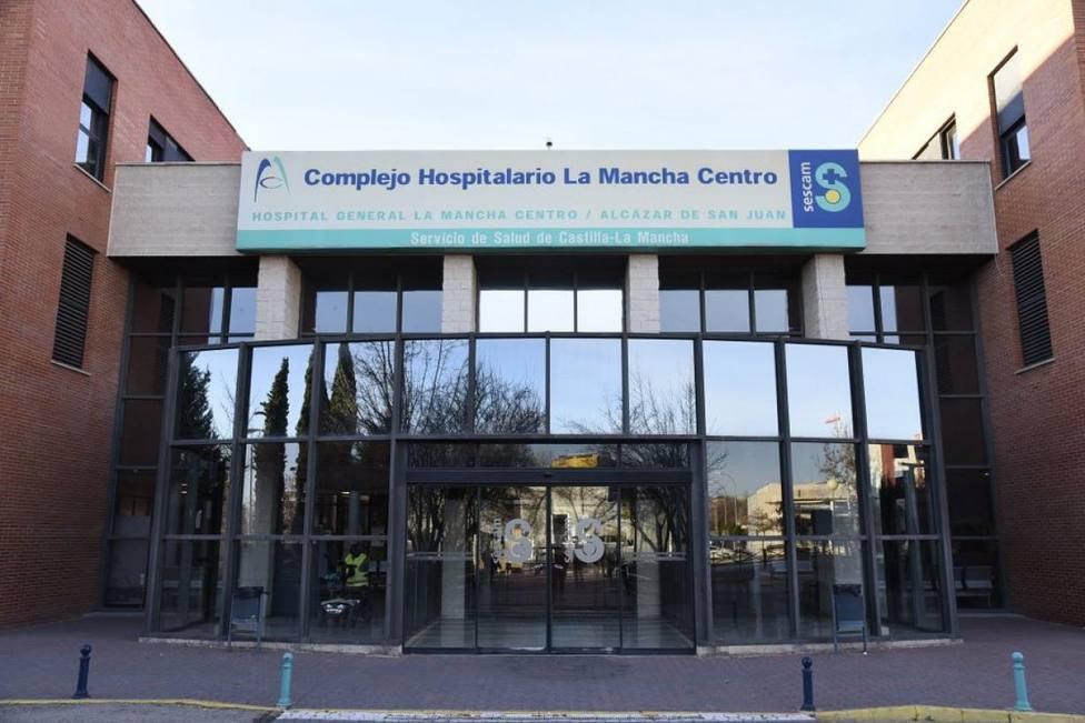 Hospital Mancha Centro Alcázar de San Juan