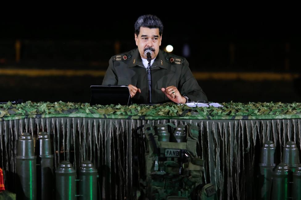 Nicolás Mauro, presidente de Venezuela