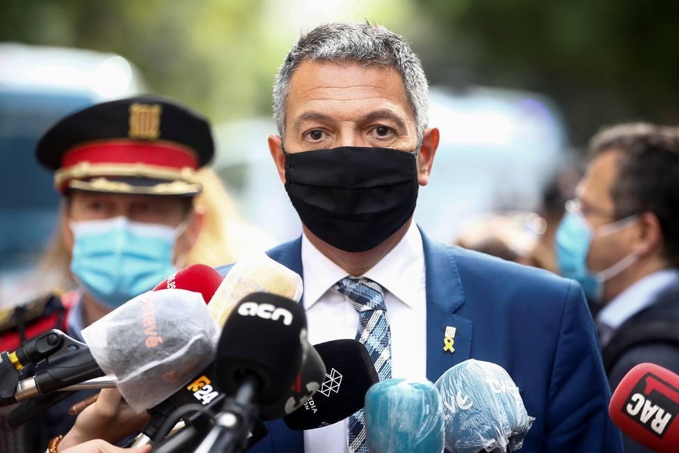 El conseller de Interior asegura que Trapero tiene la opción de volver al frente de los Mossos dEsquadra