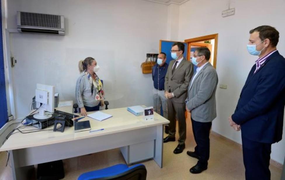 El Ayuntamiento abre una nueva unidad de Atención Social en Zarandona