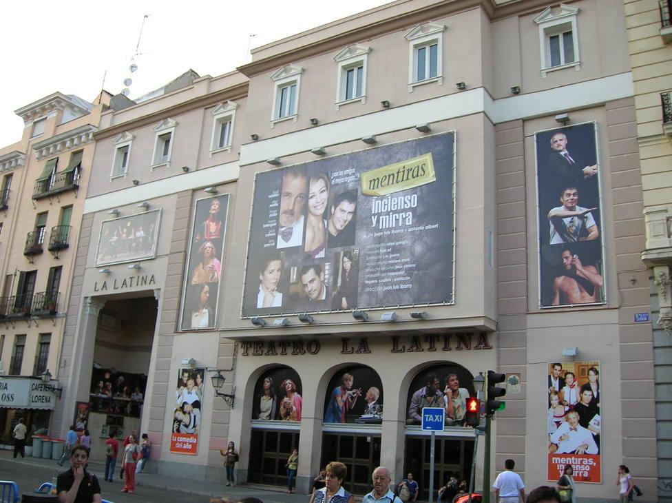 Teatro La Latina de Madrid