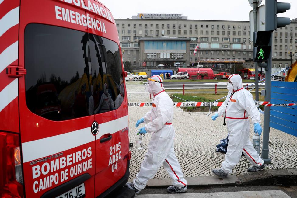 Portugal registra 12.435 nuevos casos y 293 fallecimientos por la covid-19