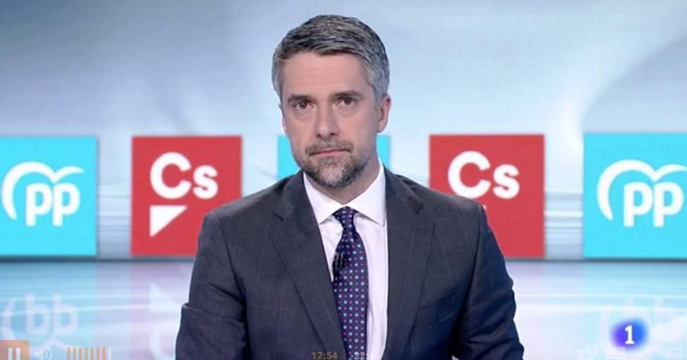 Las consecuencias que ha tenido para TVE la marcha de Carlos Franganillo de los Informativos