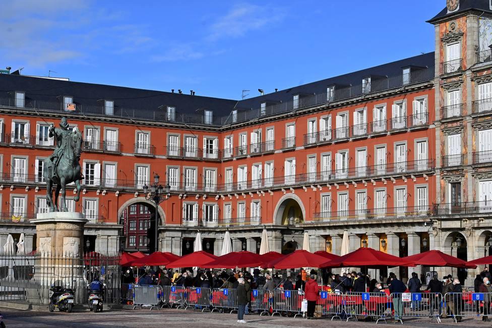 Hacer deporte o estar en familia: los planes de los candidatos en Madrid para la jornada de reflexión
