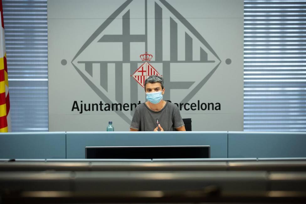 La concejal de vivienda de Barcelona, Lucía Martín - David Zorrakino - Europa Press - Archivo