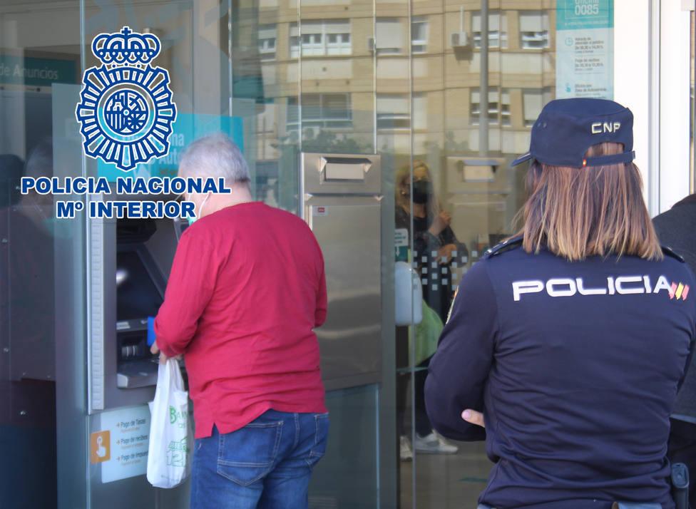 Detienen en Almería a cinco personas por un delito de blanqueo de capitales