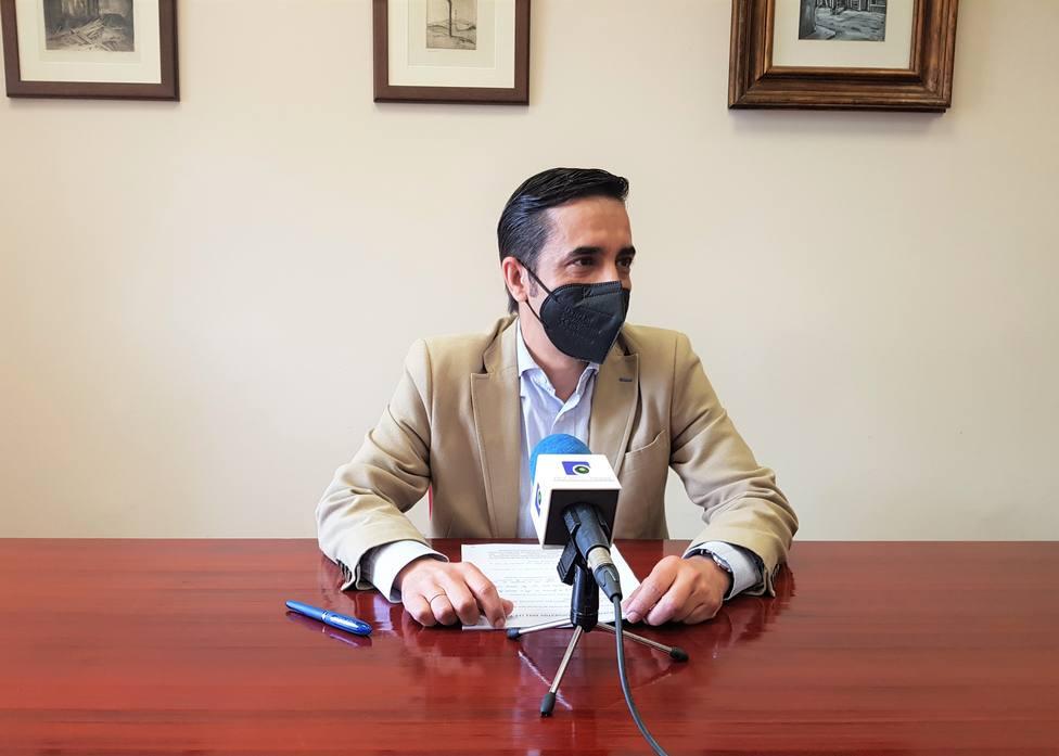 El portavoz del PP en Ferrol, José Manuel Rey. FOTO: PP Ferrol
