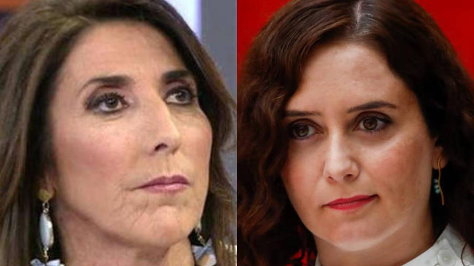 Paz Padilla corta Sálvame y sorprende al dar la cara por Díaz Ayuso: Es el ministerio