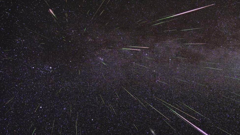 Granada.- La noche del 11 al 12 de agosto, la mejor para ver la lluvia de estrellas de las perseidas