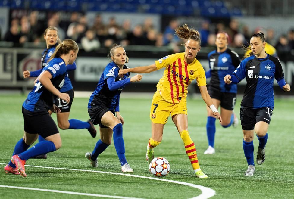 HB Koege vs FC Barcelona