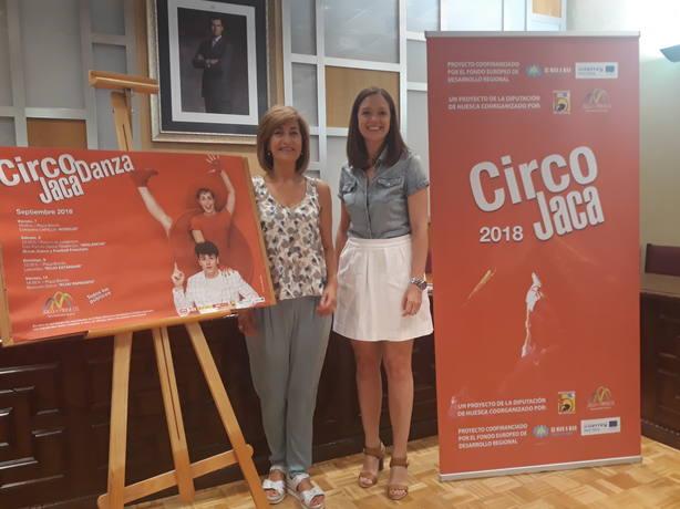 Susana Lacasa y Teresa Lacasta