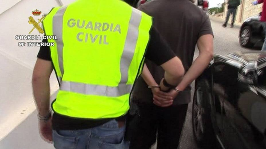 Cae una banda de sicarios que asesinó a tiros en España a un colombiano