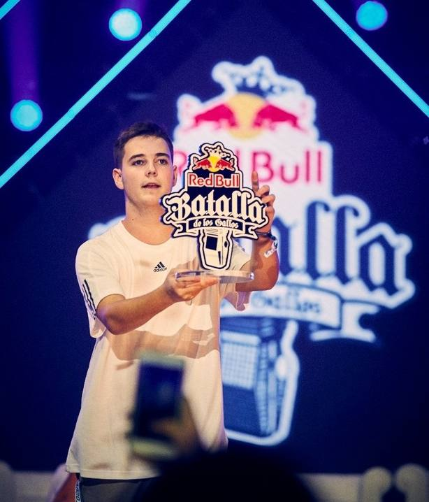BNET, de reserva a Campeón Nacional de la Red Bull Batalla de los Gallos