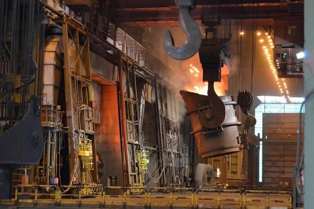ArcelorMittal gana 790 millones en el tercer trimestre, un 25% menos