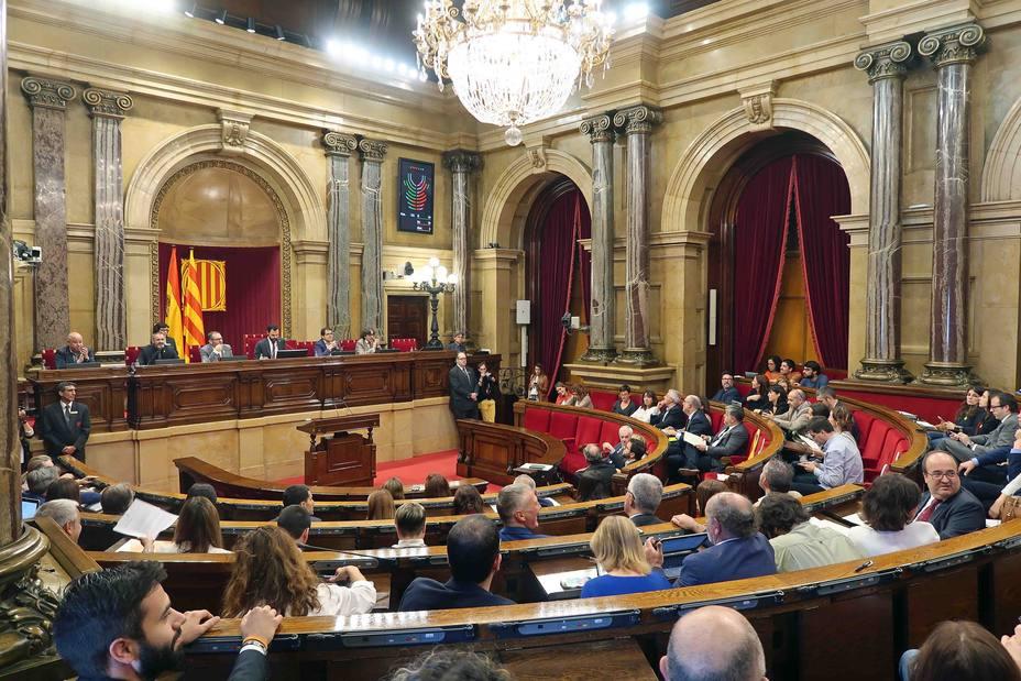 El Parlament de Cataluña pone en marcha este martes una comisión de investigación sobre el 155
