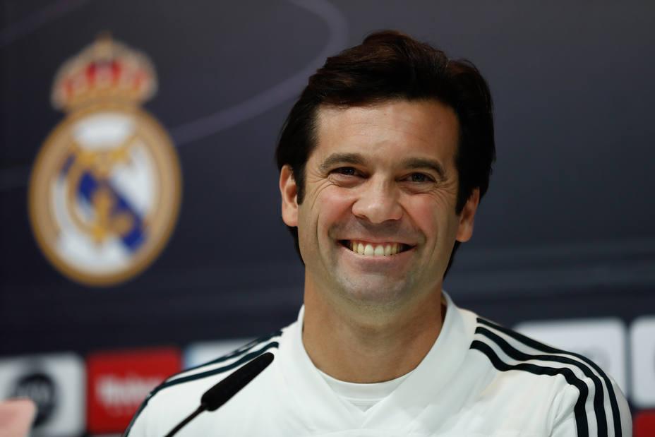 Santiago Solari: No creo en lo indiscutible, el fútbol es el hoy y nadie lo es eternamente por su nombre