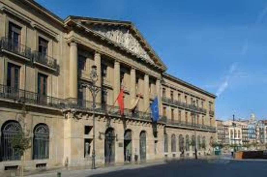 Parlamento de Navarra