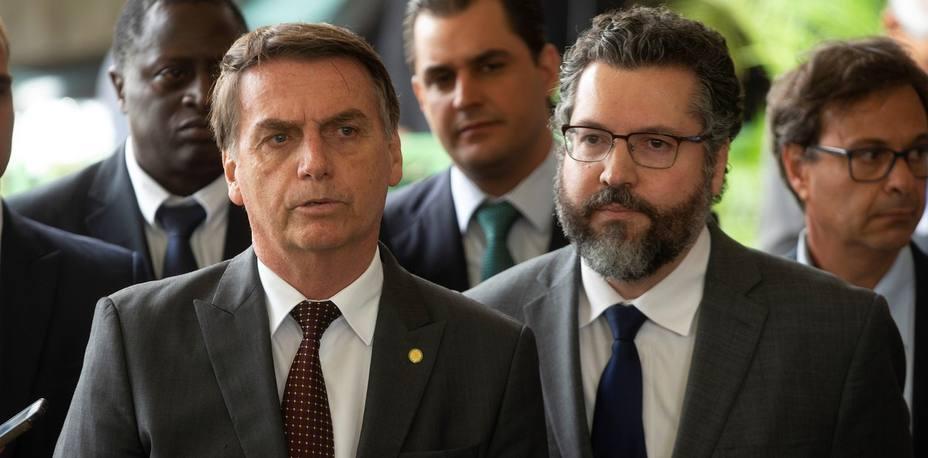 El nuevo ministro de Exteriores de Bolsonaro dice que no trabajará por el orden mundial