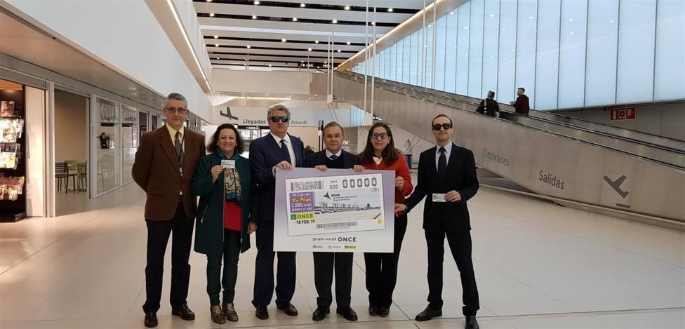 El Aeropuerto Internacional Region De Murcia Protagoniza El Cupon De